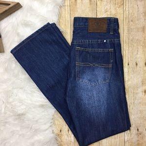 Lucky Brand NWOT Boy's Bill Straight Leg Jeans